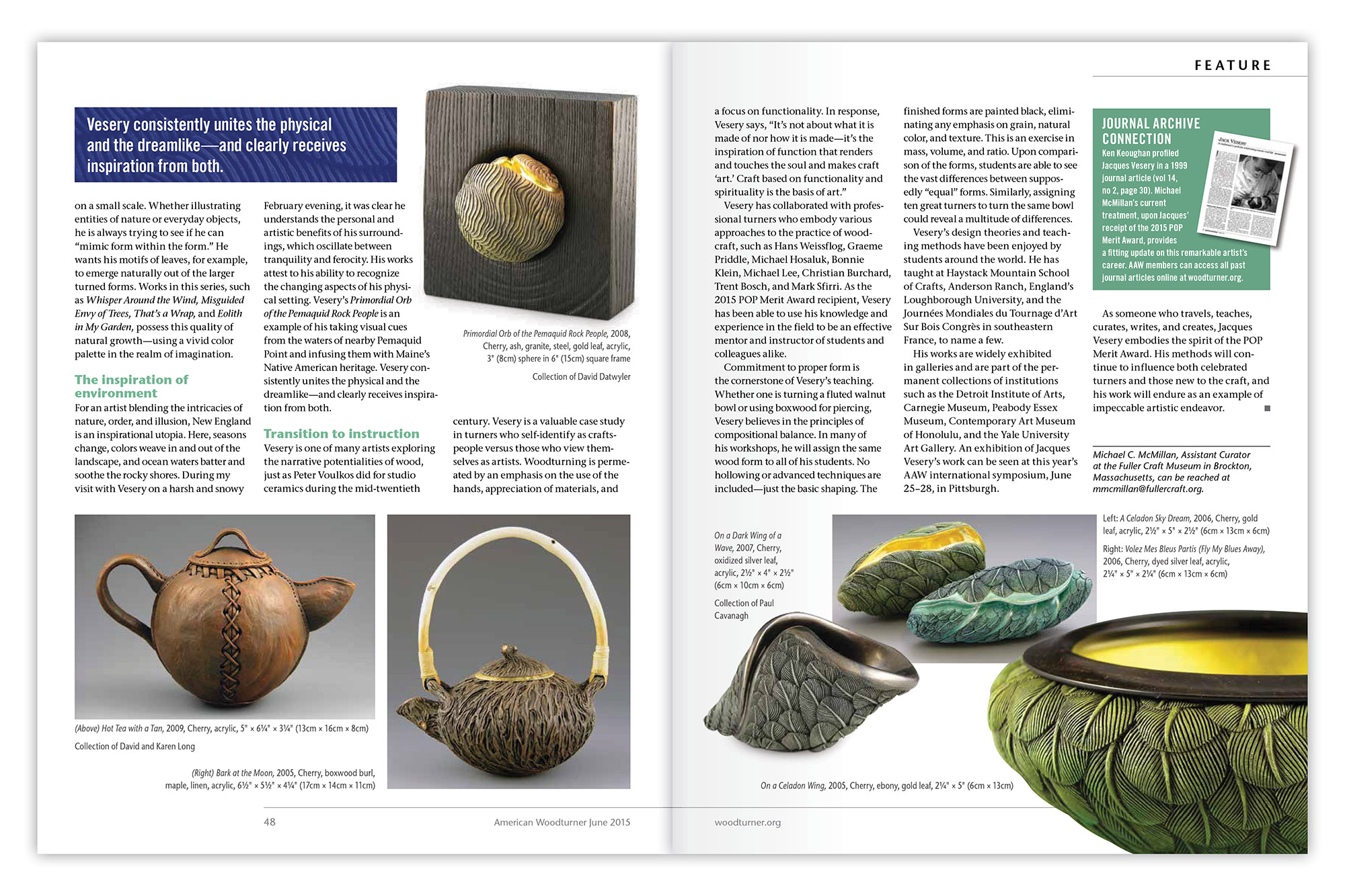 publication design spread layout