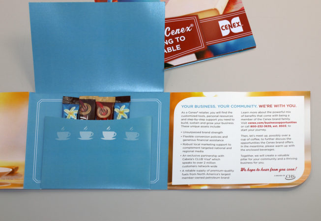 direct mail promotion